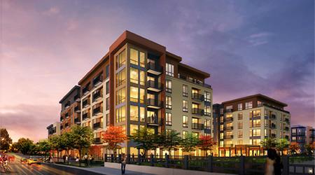 Bennett East Residences - LEED NC Silver - Green Living, LLC