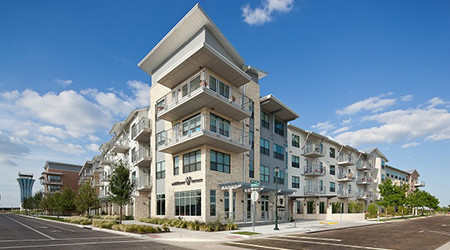 Wildflower Terrace - AEGB Two Star and LEED NC Silver - Green Living, LLC